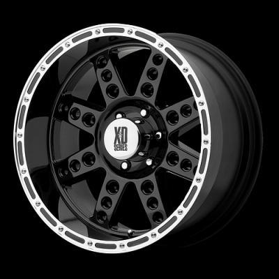 Diesel (XD766) Tires